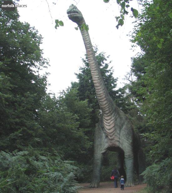 Dinosaur Adventure - Brachiosaurus