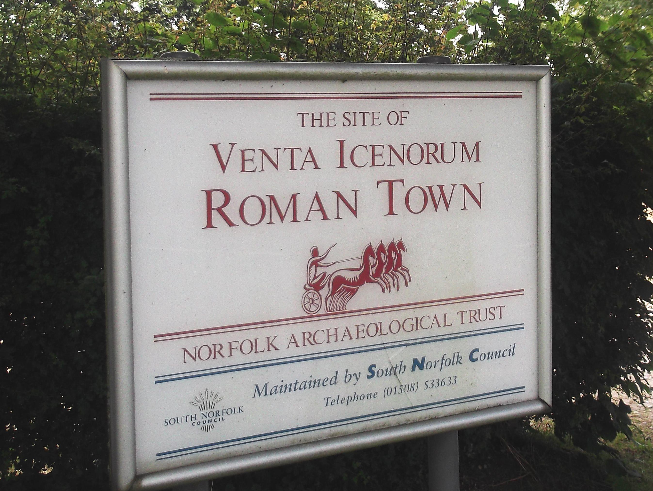 Venta Icenorum