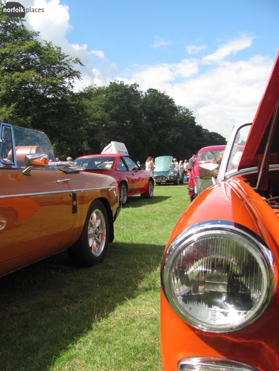 Norwich Motor Show