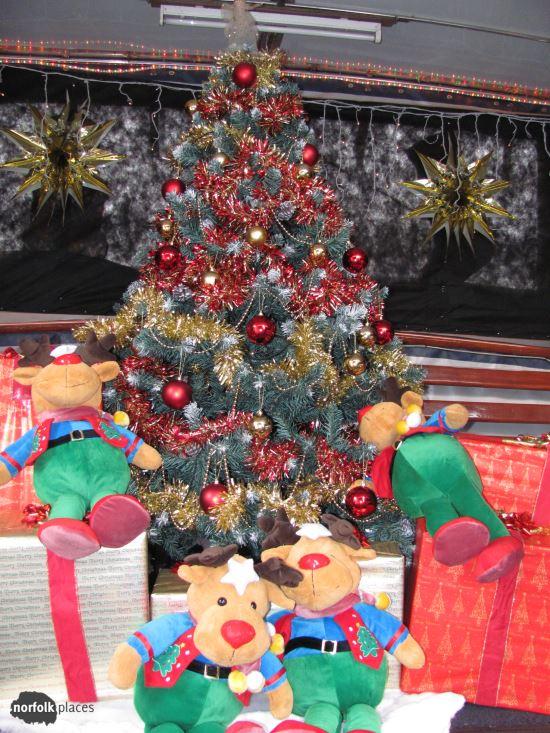 Santa Cruise - Xmas tree