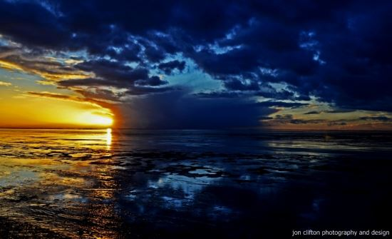 Sunsets by Jon Clifton