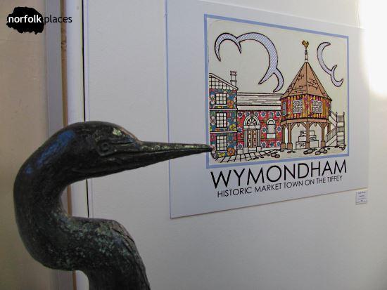 Wymondham by Amelia Bowman