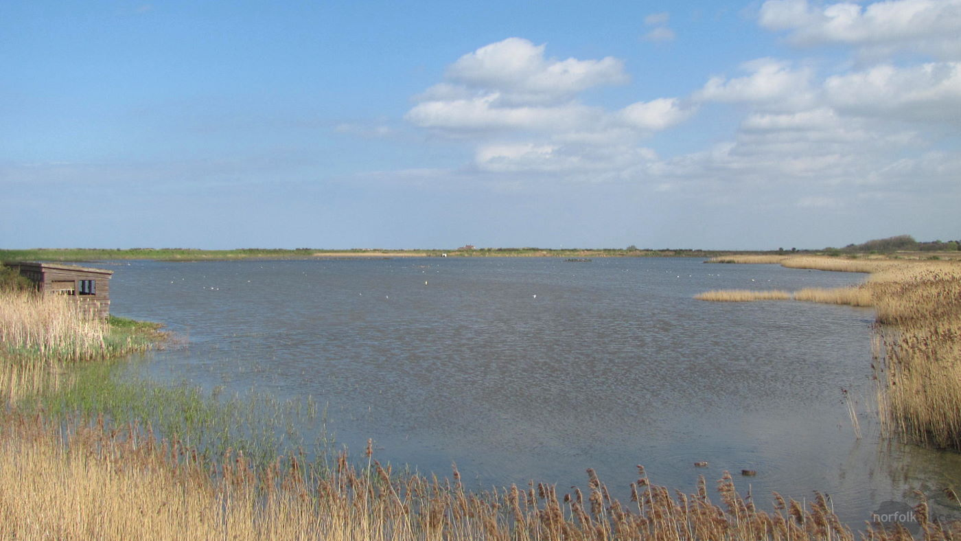 RSPB Titchwell NorfolkPlaces