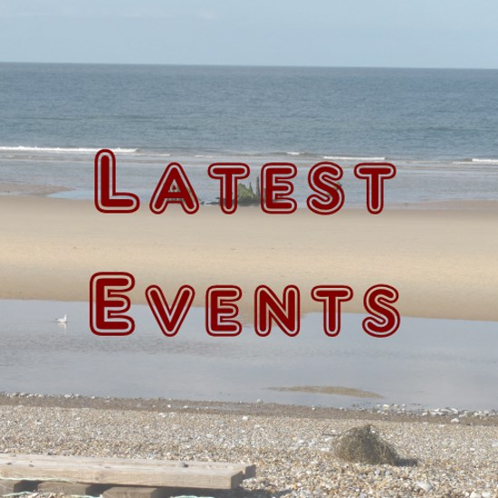 Latest events!