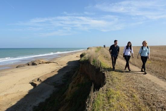 Norfolk Coastal Path extension