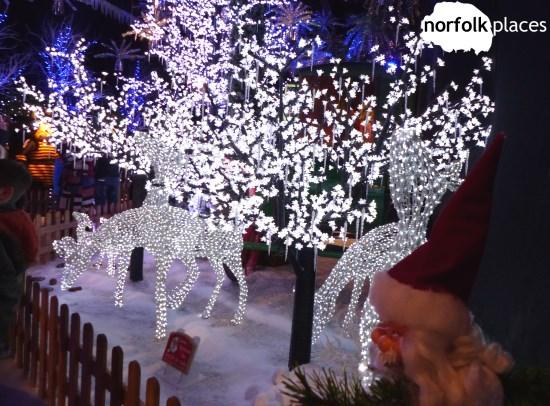 Thursford Santa