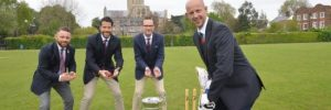 Taverners Cricket at the Close