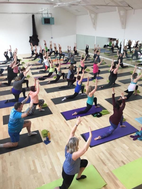 Yoga-Event