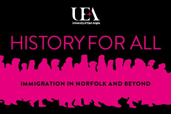 UEA historians examine immigration in Norfolk and beyond