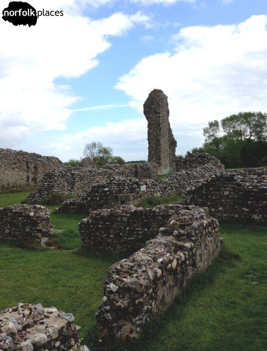 Binham Priory