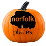Halloween Jack o'lantern - NorfolkPlaces