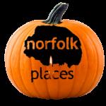 Halloween Jack o'lantern - NorfolkPlaces