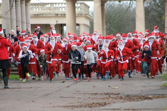EACH Santa Run