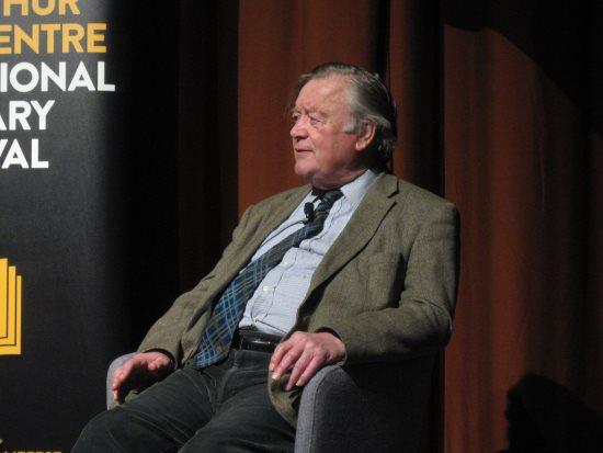 Kenneth Clarke talks to Professor Christopher Bigsby @ UEA Literary Festival