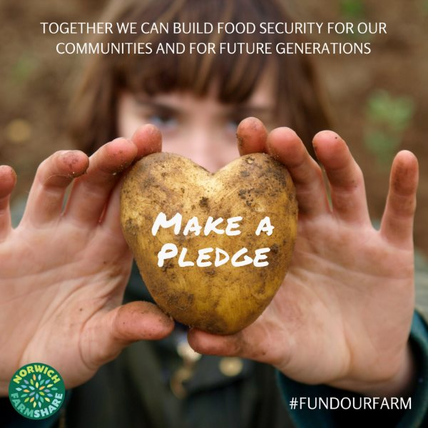 Norwich Farmshare Pledge