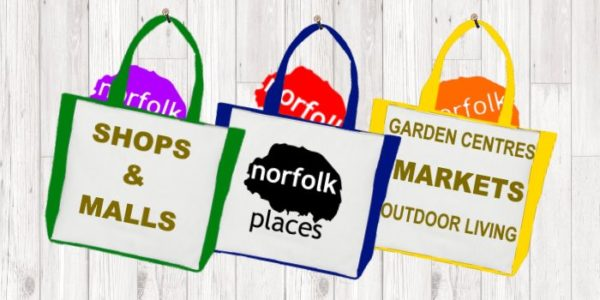 Retail Therapy - Go Shopping in Norfolk