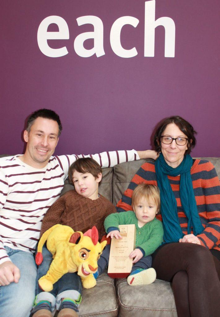 McLean family - EACH