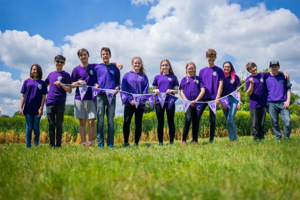 Nelsons Journey Purple Picnic