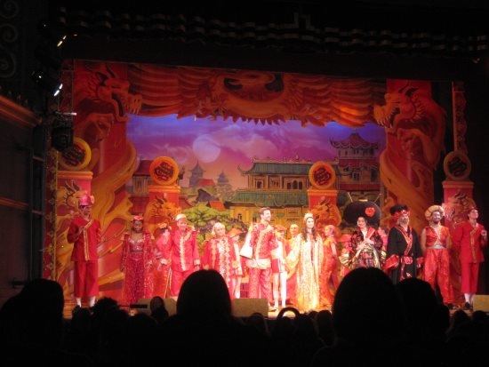 aladdin marina theatre lowestoft