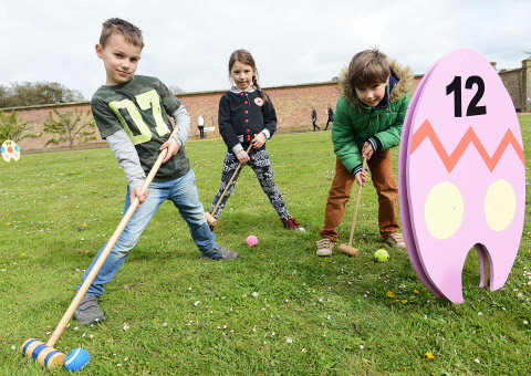 Easter Fun at Holkham