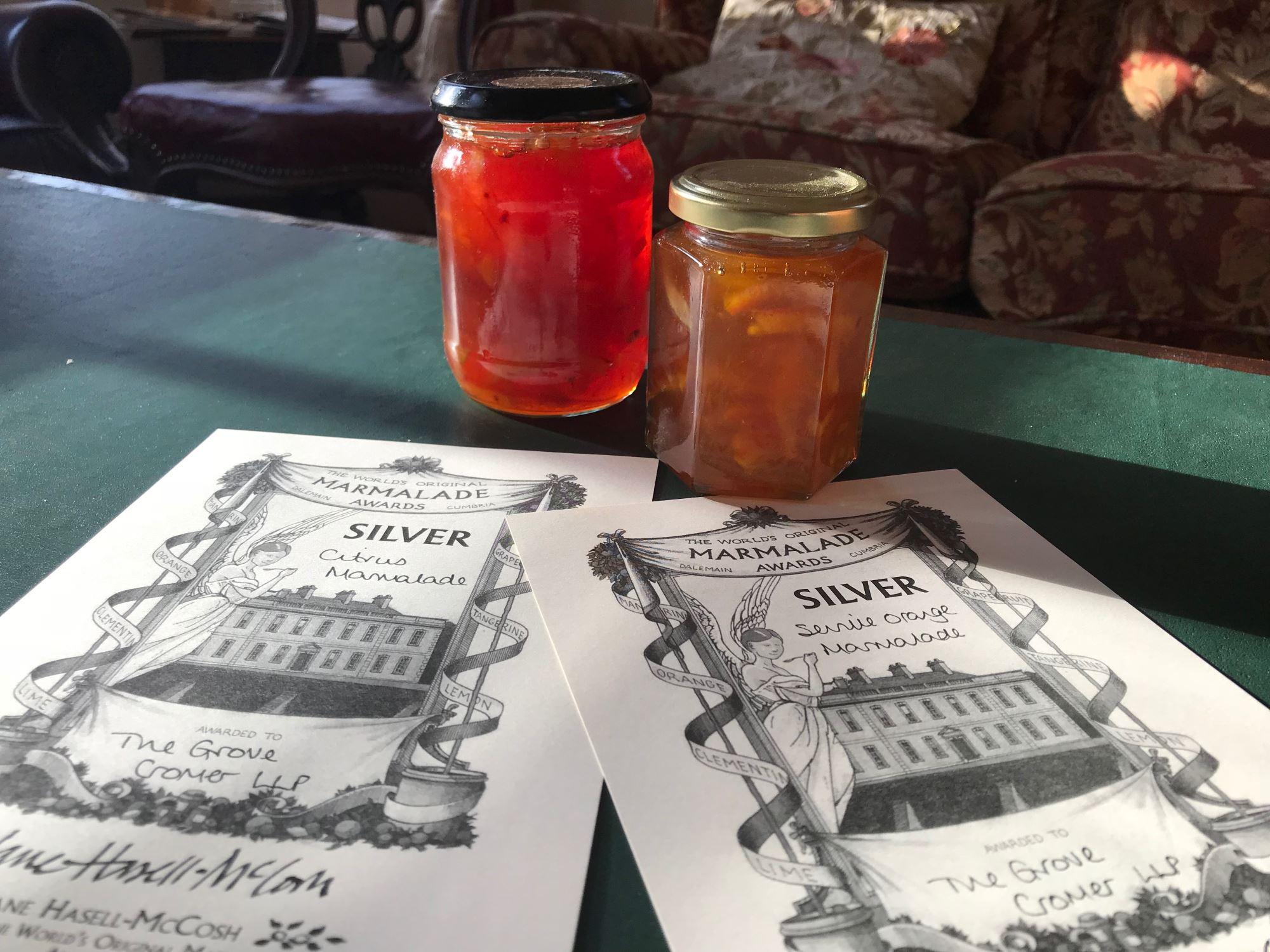 Marmalade The Grove Cromer