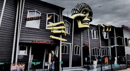 haunted house gt yarmouth on NorfolkPlaces
