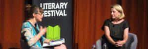 Christie Watson @ UEA Lit Fest