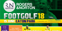 Play Footgolf To Raise Funds For Local Charity