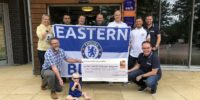 Chelsea Pedallars and Abseiling Fundraisers