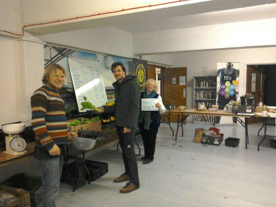 Norwich Farmshare at Wensum Sports Centre