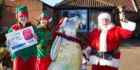 Helping Norfolk Charity Break make Christmas special