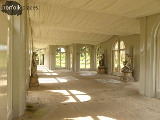 Somerleyton Hall venue