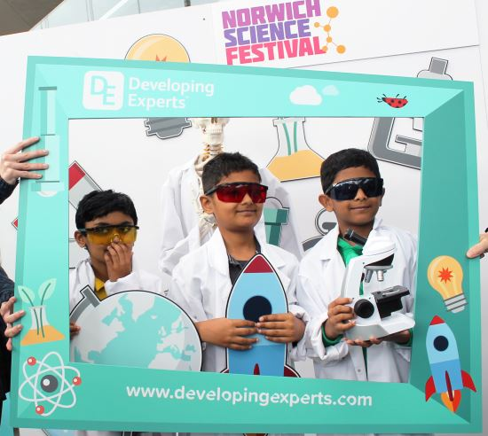 norwich science festival-2019
