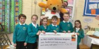 Norfolk Schoolchildren  Fundraising For EACH