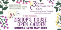 Bereavement Charity hosts Open Garden @ Bishop's House