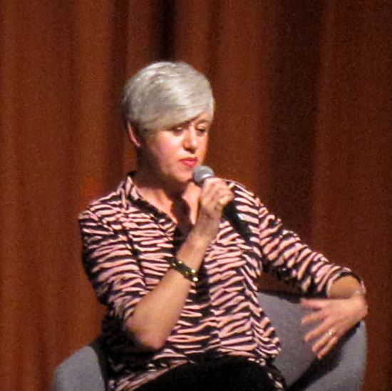 tracey thorn at uea lit fest