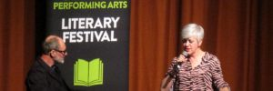 Tracey Thorn at the UEA Literary Festival