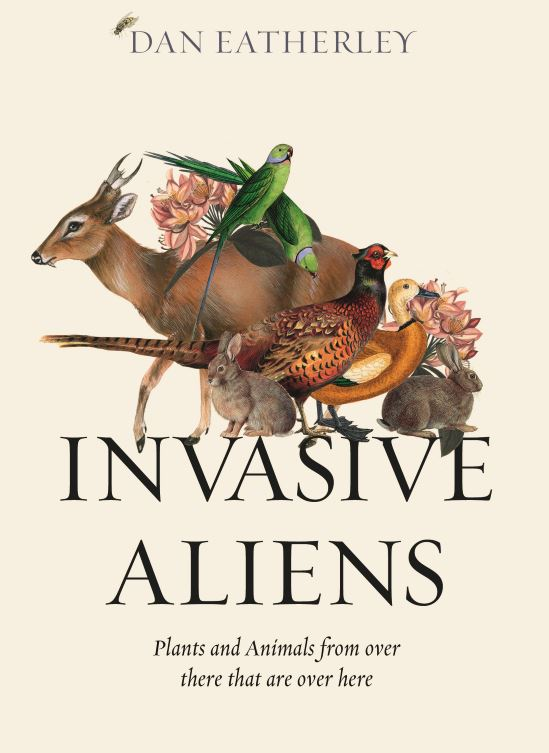 Invasive Aliens - book cover