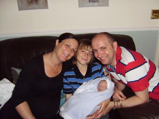 Markham family photo