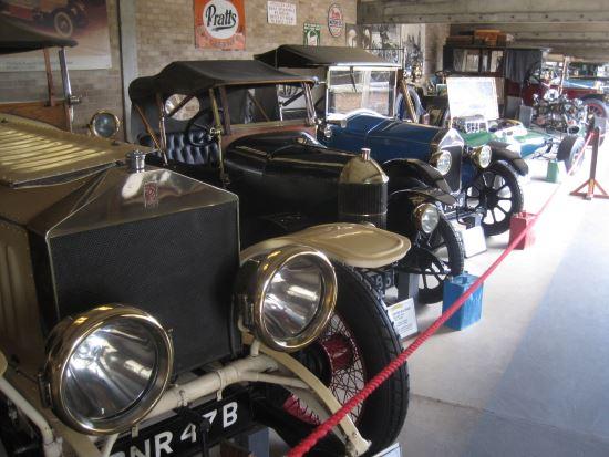 caister castle cars1 - d bardsley