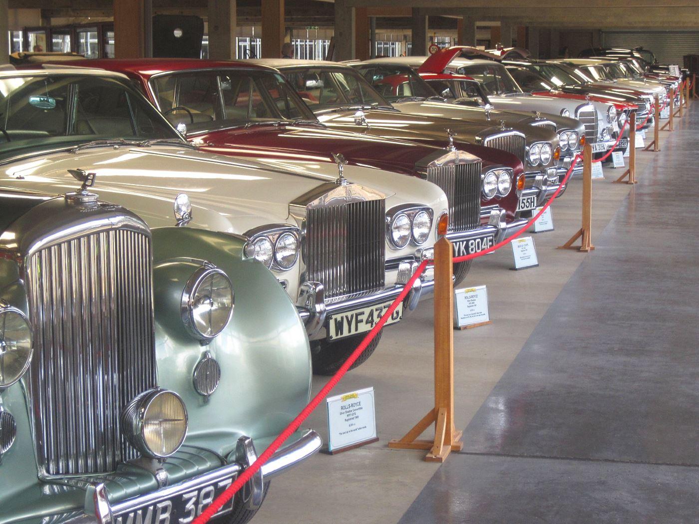 caister castle cars5 - Credit D Bardsley