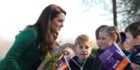 Children's hospices 'a truly heart-warming example to us all,' says Her Royal Highness The Duchess of Cambridge