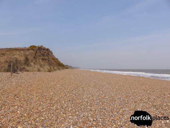 The Beach at Dunwich Heath