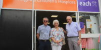 Volunteers star as EACH opens new Thetford clearance shop