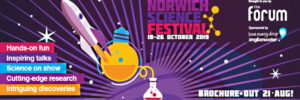 From Minibeasts to Space Dogs – Over 180 Events in Biggest Norwich Science Festival yet!