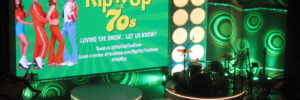 Rip it Up The 70s Showcases The Decade With Energy and Style