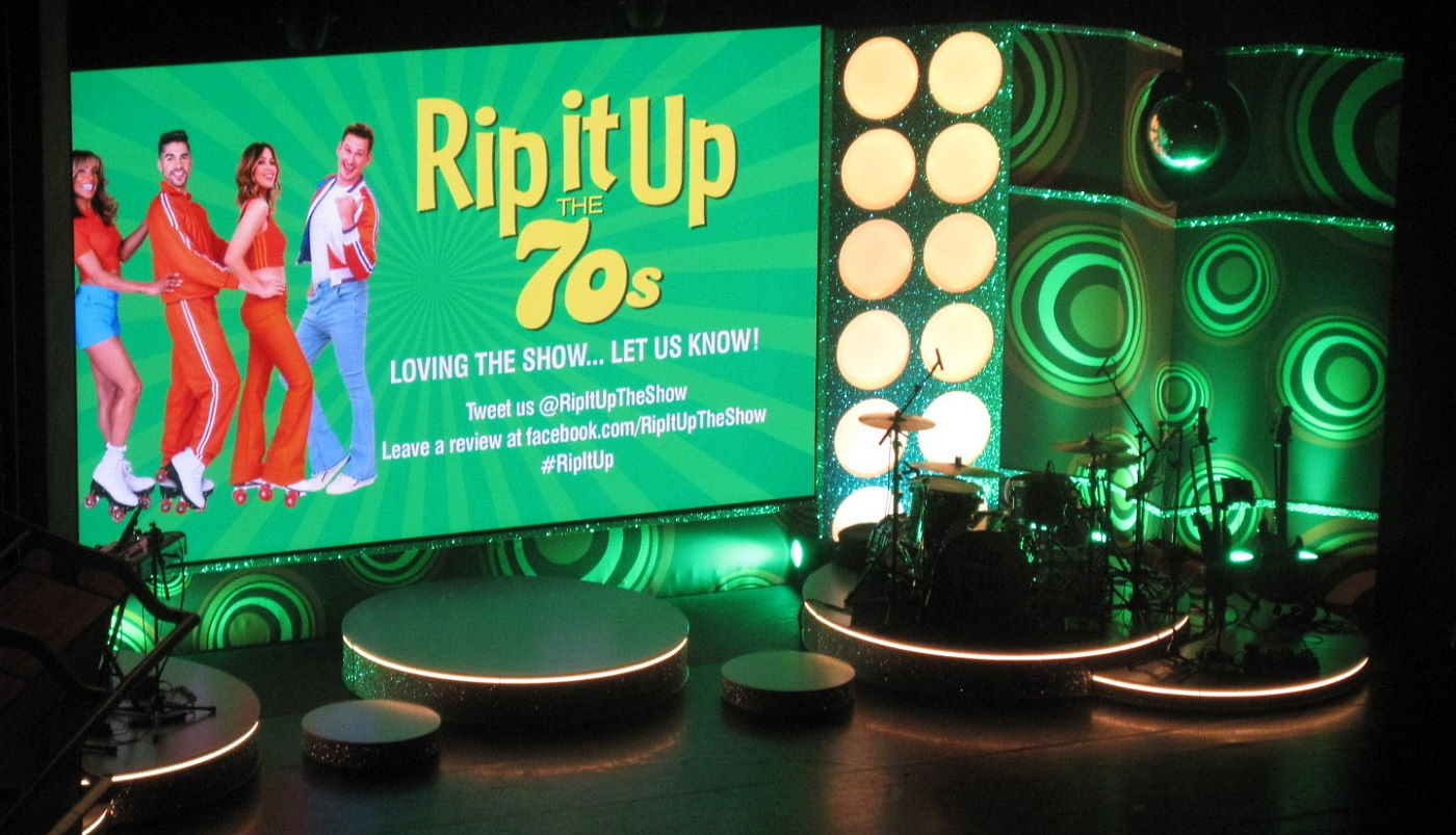 Rip It Up - The 70s. photo credit Daniel Bardsley