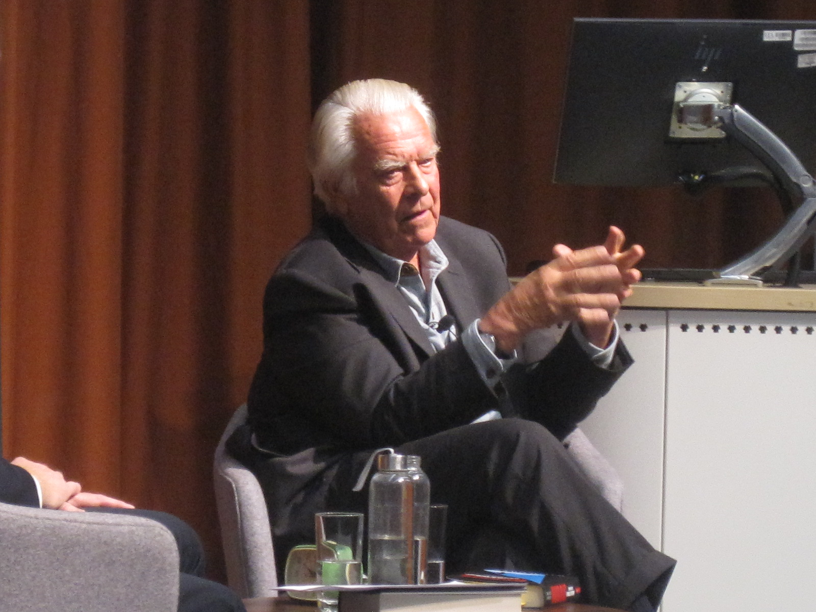 David Owen @ UEA Literary Festival