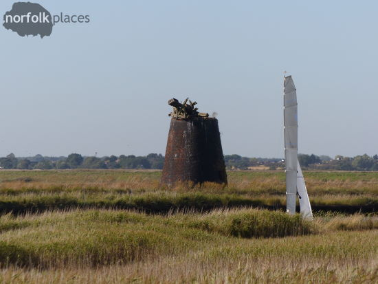 Limpenhoe Drainage Mill