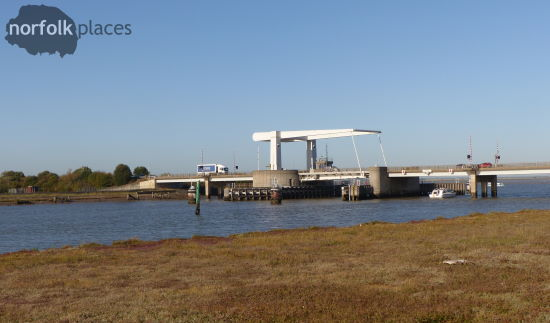 Wherrymans Way - Breydon Bridge